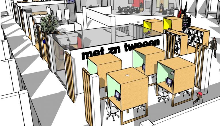 kantoorruimte huren in Purmerend en Amsterdam in de grootste esports/gaming en tech campus van Europa