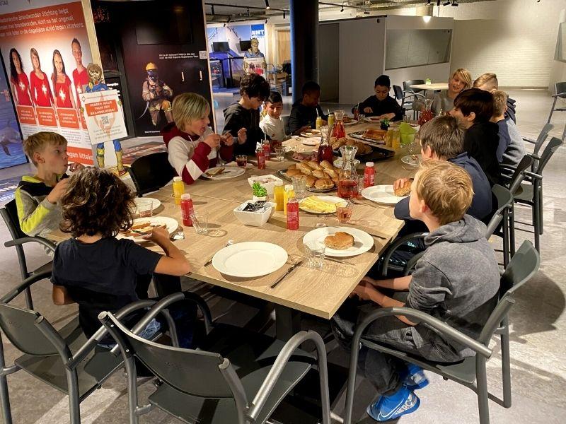 Kinderfeestje in Purmerend (Horeca)