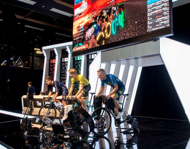 hybride event wielren